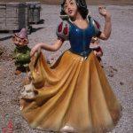 Pamuk Prenses Figürü