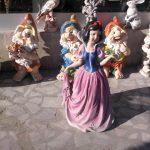 Pamuk Prenses Konsept 5 Parça Figürü