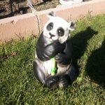 Panda Figürü