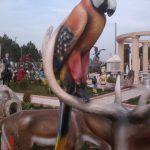 Papağan Figürü