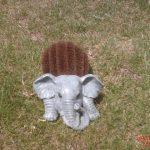 Paspas Fil Figürü