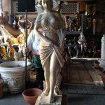 Romalı Kadın Heykeli