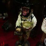 Sehpa Maymun Maketi