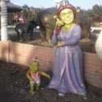Shrek Fiona Maketi