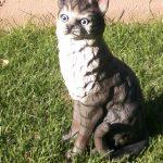Tekir Kedi Figürü