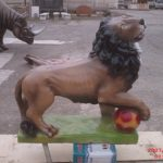 Toplu Aslan Maketi