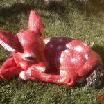 Uyuyan Ceylan Figürü