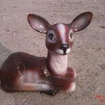 Yavru Ceylan Figürü