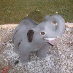 .Yavru Fil Figürü