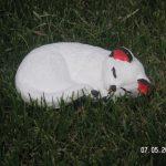 Yavru Kedi Heykeli