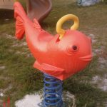 Zıpzıp Balık Maketi