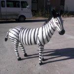 Zebra Figürü