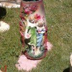 Çiftli Kız Vazo
