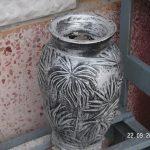 Desenli Vazo