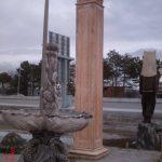 Korint Kare Sütun Beton