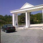 Korint Kare Sütun Fiber