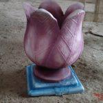 Lale Vazo Çiçeklik