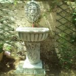 Leon Çeşme Süs Havuzu