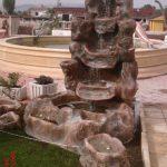 Taşlı Duvar Süs Havuzu
